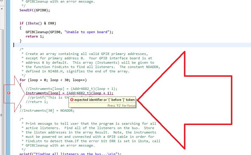 """For Loop Error """"error: expected identifier or '(' before '[' token""""-unexpected_identifier-png"""